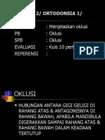 OKLUSI