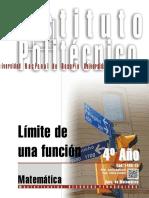 1406-15 MATEMATICA Límite de una Función.pdf