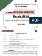 Informes Trabajo Remoto RVM 097-2020-MINEDU.gg