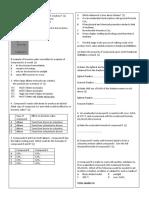 Worksheet Alkanes and alkenes worksheet