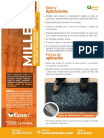 Brochure MIllets