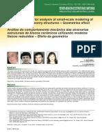 Rizzati - Análise do comportamento mecânico das alvenarias