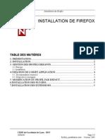 Firefox Installation