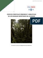 Arboles_arbustos de bosques montanos Ecuador.pdf