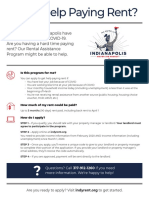 20200708 Rental Assistance Program Flyer