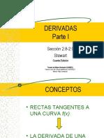 Derivadas 2.8-2.9