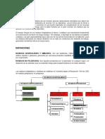 ALGUNOS ASPECTOS GENERALES  SOBRE MANUAL DE RIESGOS BIOLOGICOS