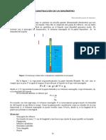 16 CONSTRUCCIÓN DE UN DENSÍMETRO