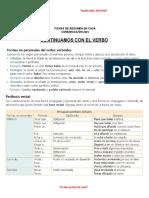 FICHA DE RESUMEN - FORMAS NO PERSONALES DEL VERBO.docx