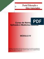Nutrição Aplicada à Medicina Estética 04