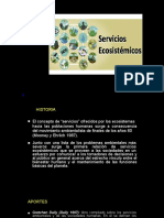 Servicios ecosistemicos