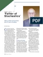George Lane-Father of Stochastics.pdf