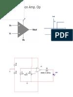 Comparadores-Amplificador Operacional