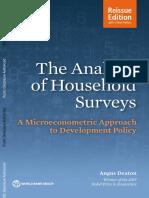 3. The Analysis of Household Surveys DEATON.pdf