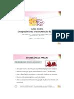 Slide_aula_Nutrientes e fitoterapicos Resistência à Insulina