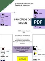 Princípios design