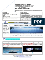 GUIA CIENCIAS  FISICA GADO 11°