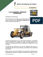 2013-04-03_Motoniveladora Serie 800B (Premio internacional)
