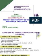 III IV Proceso Constructivo y Metrados