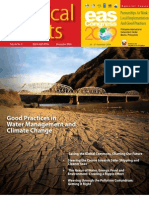 Good Practices in Water Management and Climate Change