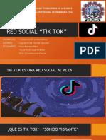 RED SOCIAL TIK TOK