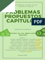PROBLEMAS PROPUESTOS CAP 3