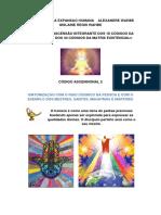 Doutrina do Código Ascensional 2 Sintonia com o Raio Cósmico   Alexandre Wahbe-PDF
