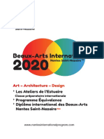 2020_International_Nantes Saint-Nazaire_school of art