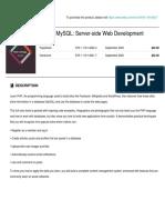 Wiley_PHP & MySQL_ Server-side Web Development_978-1-119-14921-7