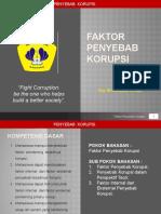 BAB 2 FAKTOR PENYEBAB KORUPSI revisi.pptx