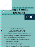 Single family dwelling.ppt
