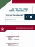 GestaoporProcessoSetorHospitalarHospsusProfRene