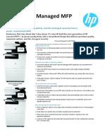 HP MFP E72530dn