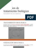 11. Principios de tratamiento biológico
