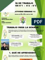 PLANTILLA TRABAJO VIRTUAL PROFESORA MARINA RAMIREZ ROJAS