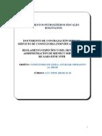 6 Modelo DCD OPERATIVO DROR v1 2020