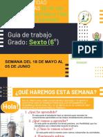 18 de mayo a 5 de junio sociales 6°