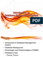 01. Introduction to Database Management System