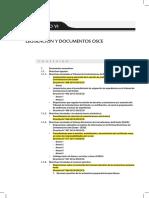 Diplomado -Módulo VI-Legislacion y documentos OSCE