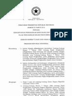 PP 94 Tahun 2010 Tg Penghitungan Penghasilan Kena Pajak Dan Pelunasan PPh Dalam Tahun Berjalan