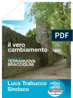 Programma Ufficiale Luca Trabucco Sindaco