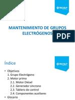3.- GRUPO ELECTROGENO