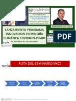 Seminario Experto 1 Innovación Mineria Climatica