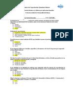 Reactivos de anlisis de sistemas de información