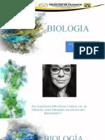 BIOLOGIA 2020 `PSICOLOGIA introduccion
