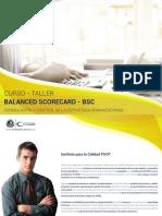 Brochure Temático - BSC