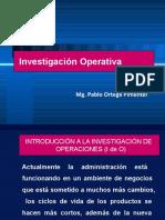 Investigacion Operativa Sesion 4 y 5
