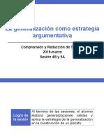 4B y 5A -100000N01I La generalización como estrategia argumentativa (diapositivas) 2019-marzo.pptx