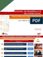 Presentación Audiencia Pública DRTPE 2017 I semestre