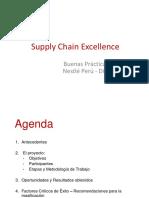 Sesion 1 - Buenas Practicas Logisticas Nestle